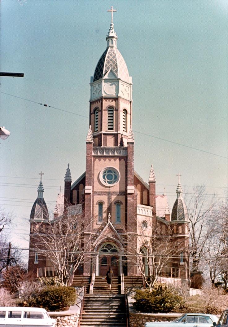 South Norwalk Saint Ladislaus Church