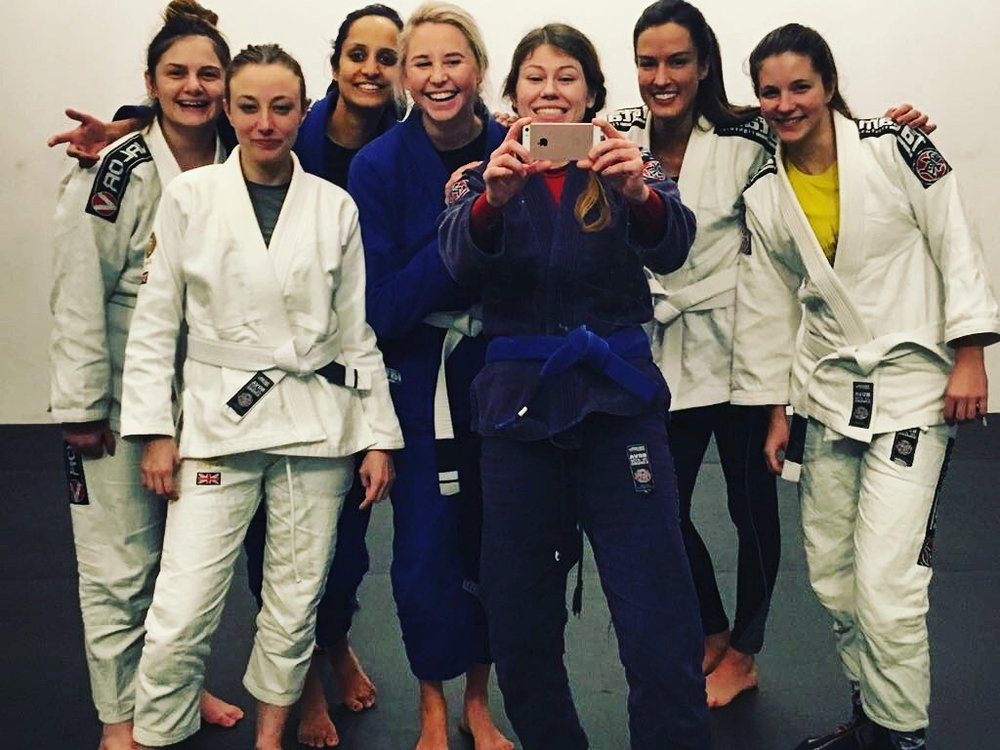 Womens Brazilian Jiu Jitsu - Womens classes are every Friday at 6:30pm. You will learn self defence techniques and get fit. Brazilian Jiu Jitsu was developed with self defence in mind and we teach it in a fun and relaxed environment.