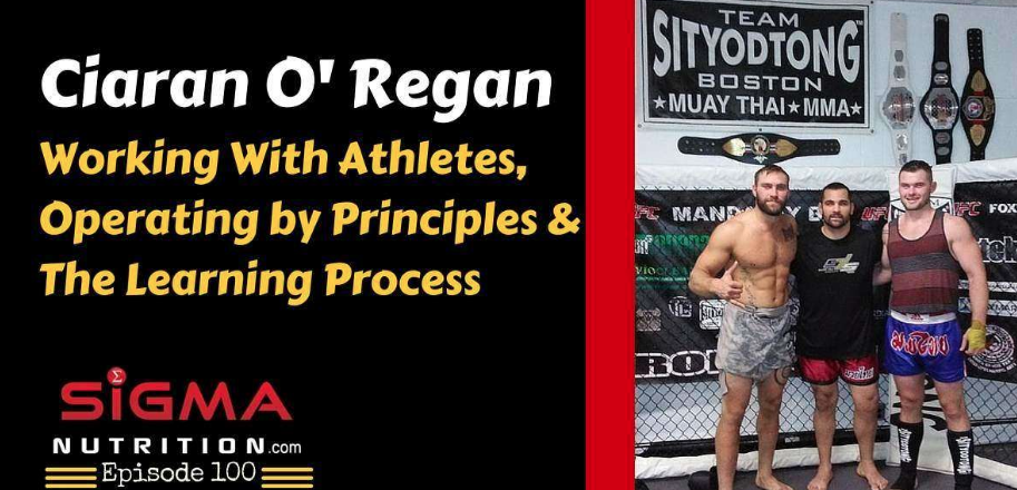 PODCAST APPEARANCE: SIGMA NUTRITION RADIO EPISODE #100