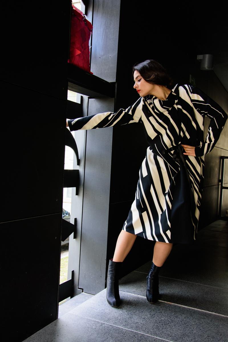 obleka Firma by Sanja  torba Nelizabeta