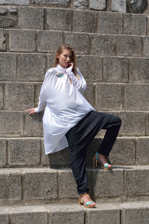 tunika in hlače TINA PAVLIN