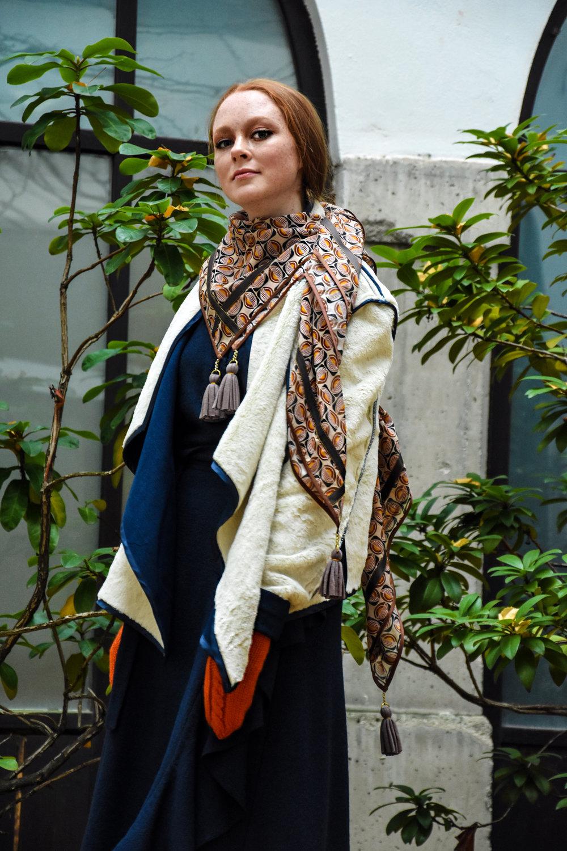 Copy of obleka Princip/jakna Nelizabeta/ruta NI/rokavice Lolipop