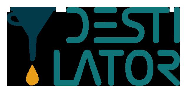 destilator logo