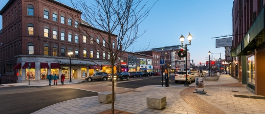 Downtown Concord, NH (Photo Courtesy of City of Concord)
