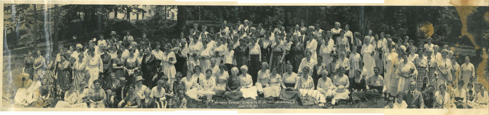 Womens Summer School of Missions Montreat 1920.png