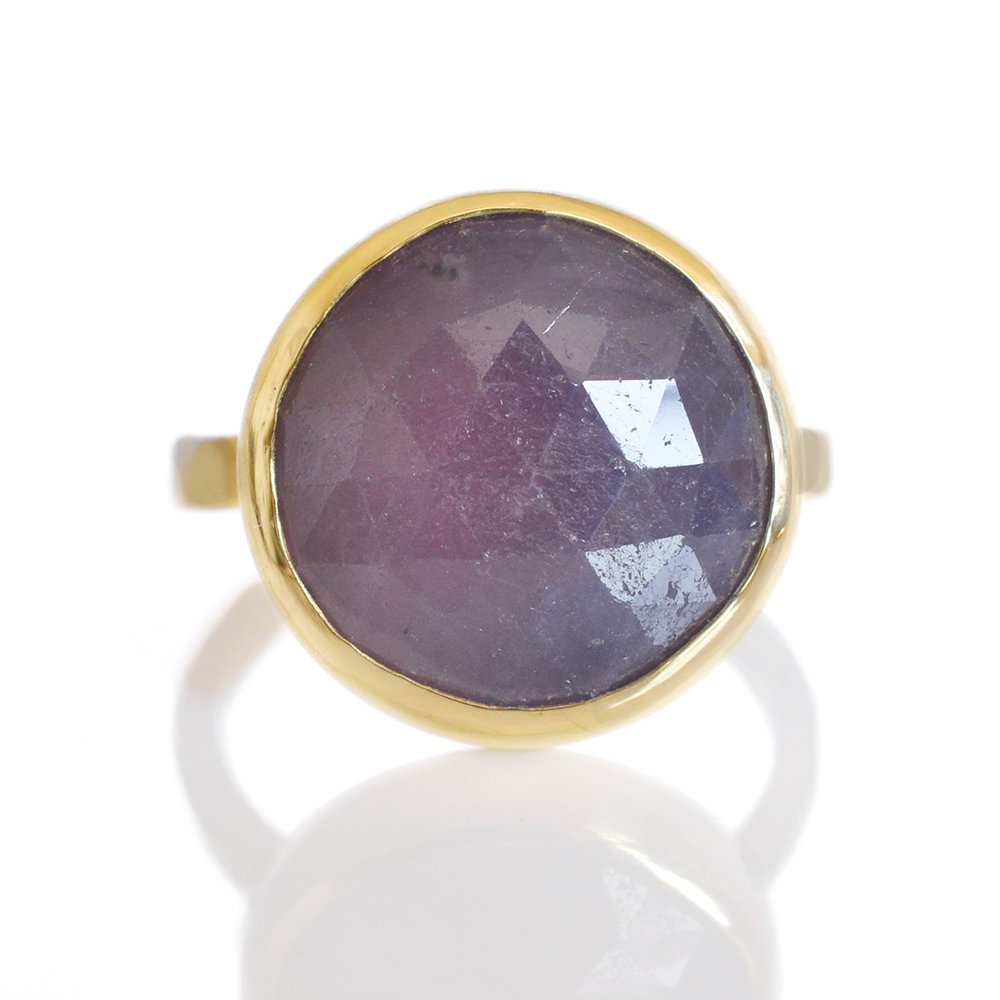 liz2-custom-rosecut-sapphire-cocktail-ring-gray-pink-heart-18ky-bezel-hammered-band.jpg