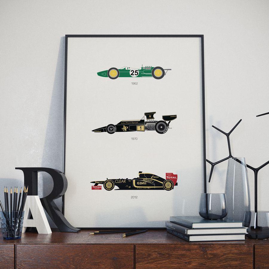 Lotus Car Print Letters Lifestyle - Rear View Prints.jpg