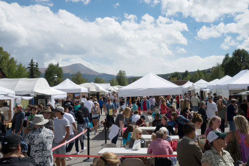 2019 Gathering at the Great Divide Art Festival