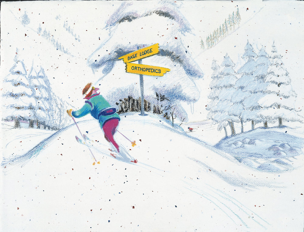 Jeff Leedy - http://www.artthatmakesyoulaugh.comI use oil pastel, acrylic to engage and delight. Sometimes the acrylic is content, other times it is bkgd. People tell me they are attracted by the color but fall in love with the humor.