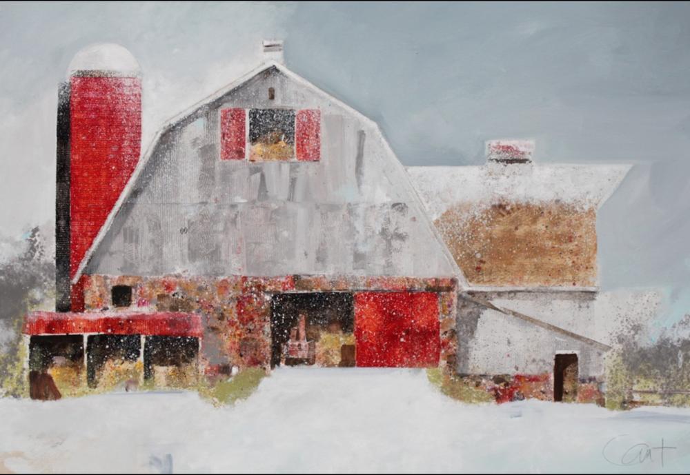 Anthony Grant - http://www.AnthonyGrant.usRepresentational Oil on Canvas