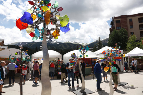 2018 Breckenridge July Art Festival