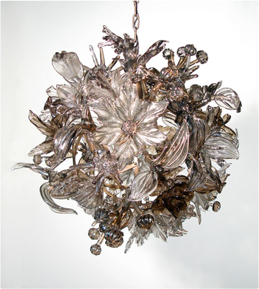 Lighting elizabeth lyons natural form chandelier arubaitofo Images