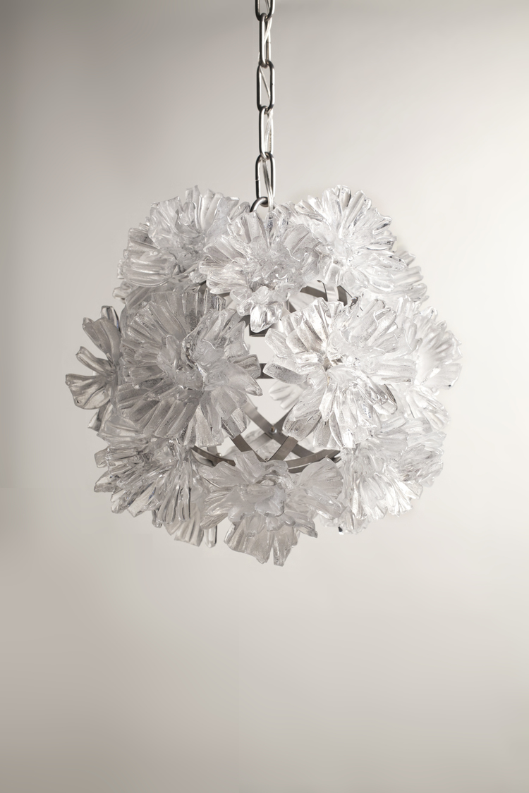 Lighting elizabeth lyons dandelion chandelier arubaitofo Images