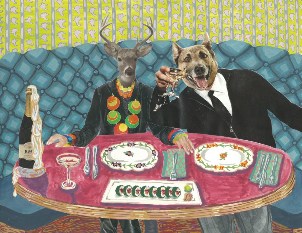 Interspecies Date Night