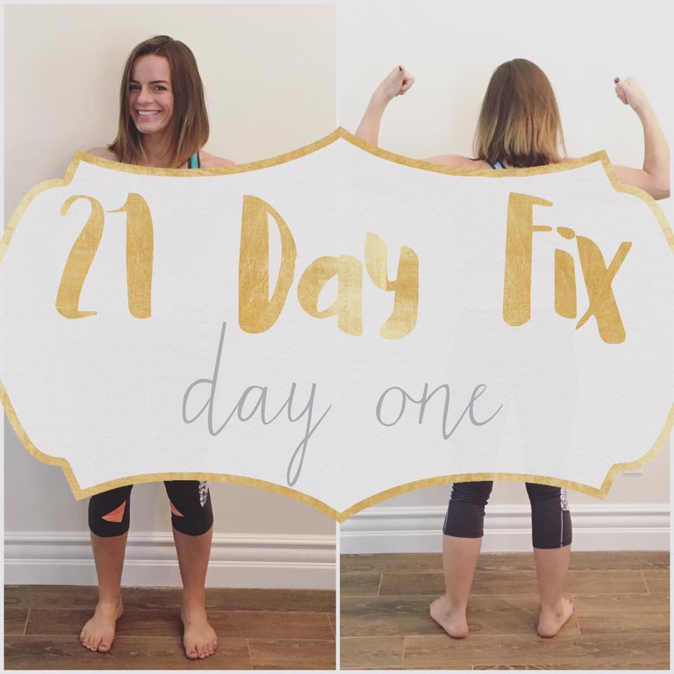 21 DAY FIX = RESULTS!