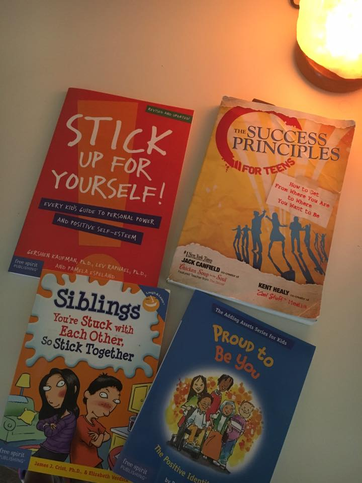 PERSONAL DEVELOPMENT BOOKS FOR KIDS