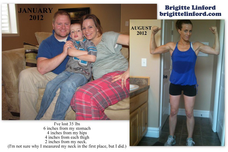 BEACHBODY TRANSFORMATION PICTURE