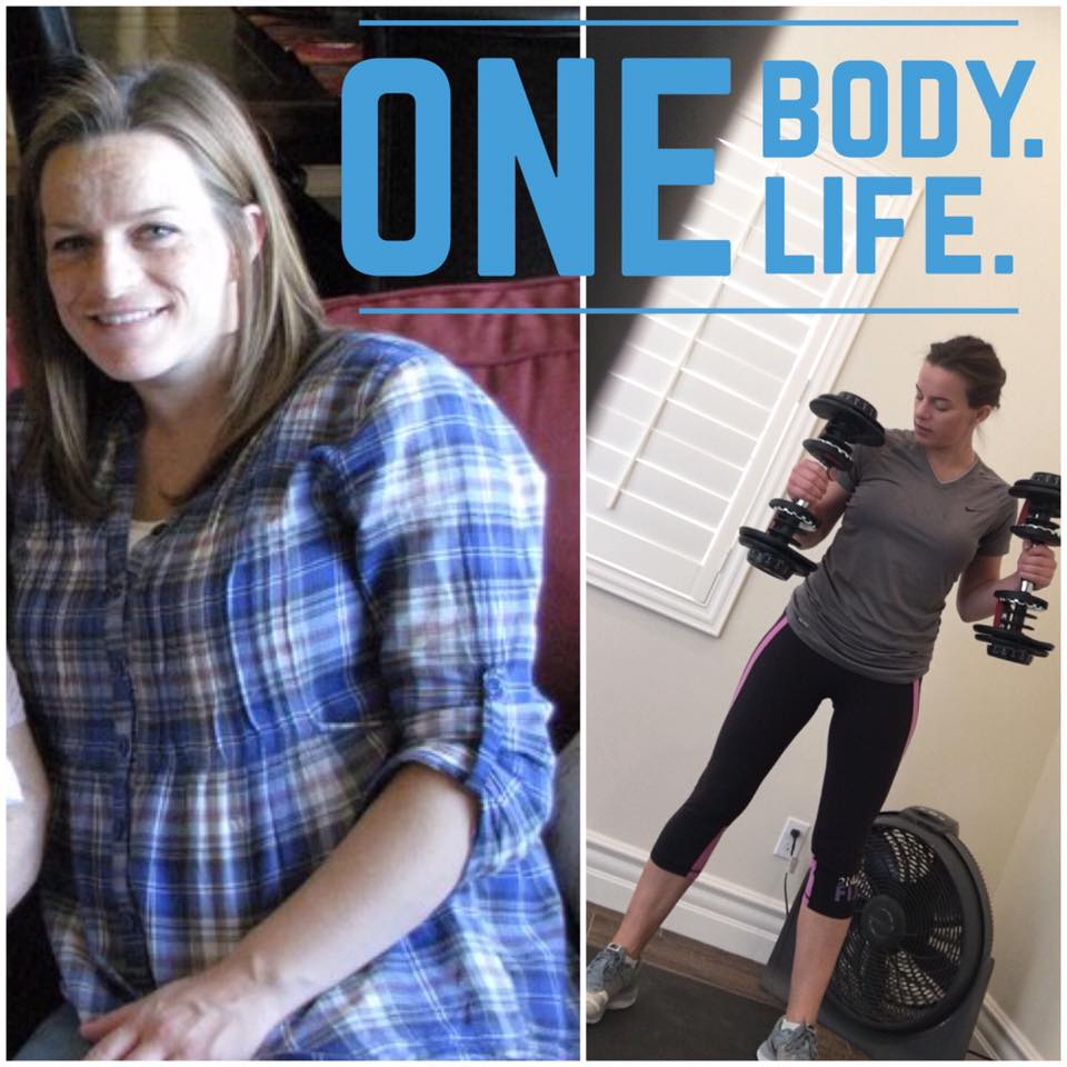 one body. one life.