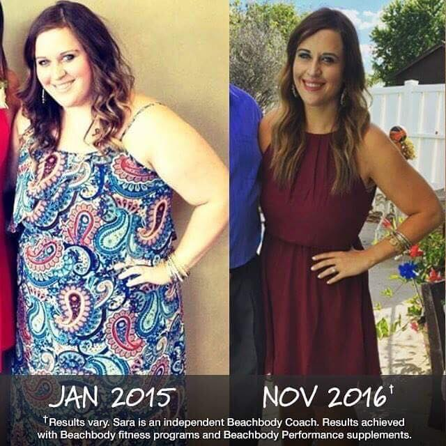 Amazing Beachbody Transformation