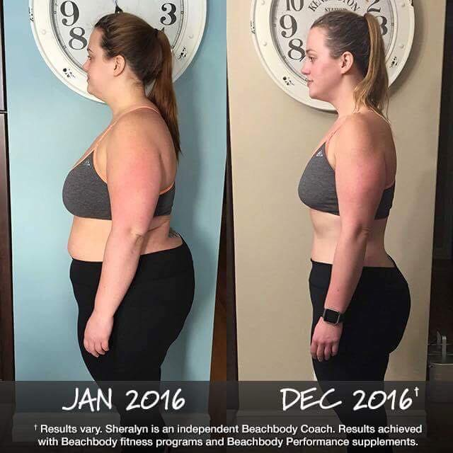 most amazing body transformation in 11 months