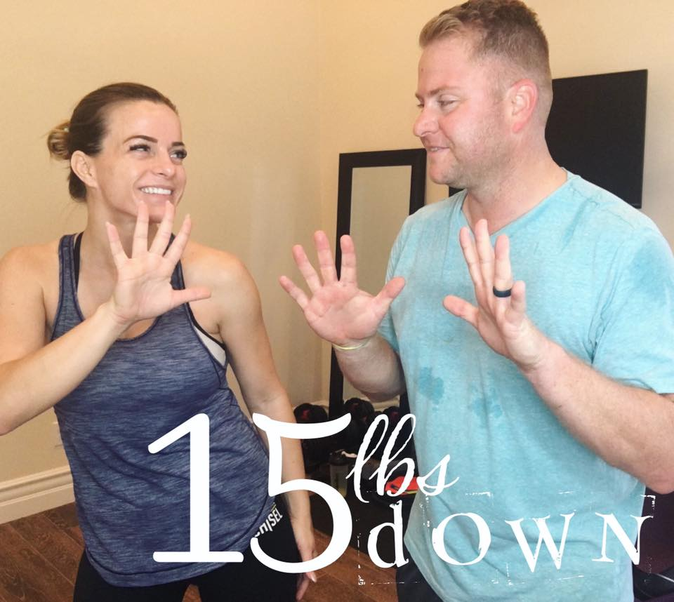 Down 15 lbs in 10 days! Workout & Nutrition plan.