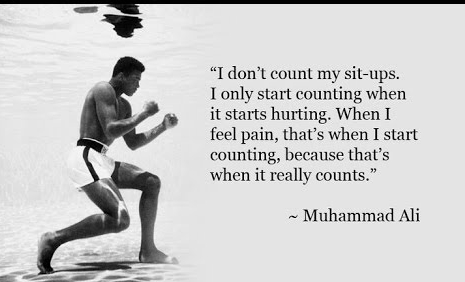 THE GREAT MUHAMMAD ALI