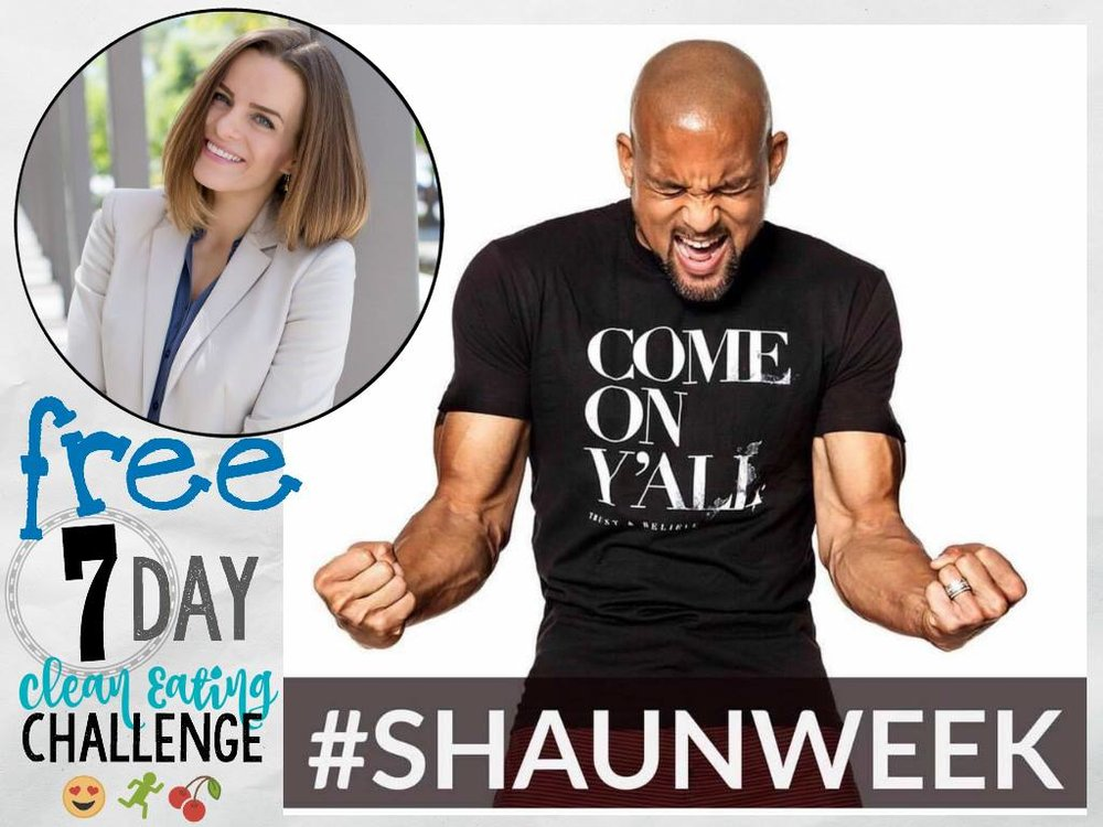 BEST SHAWN T WORKOUT #SHAUNWEEK