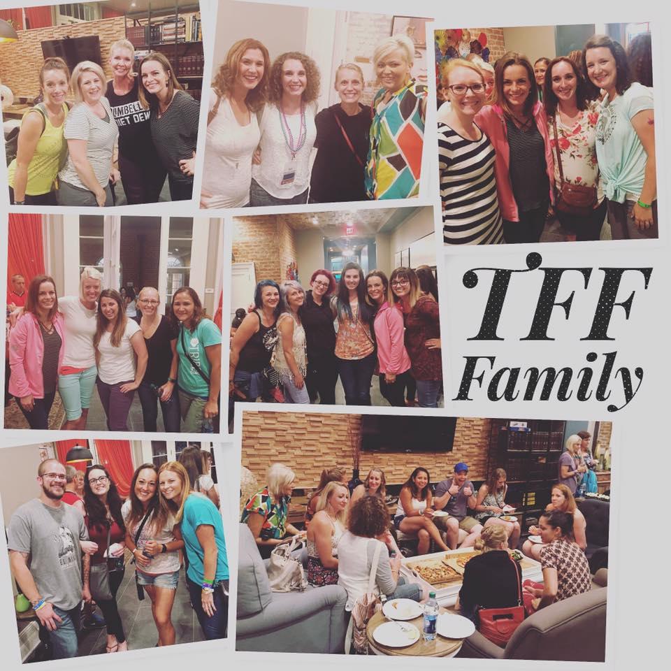 TEAM FORWARD FITNESS FAMILY