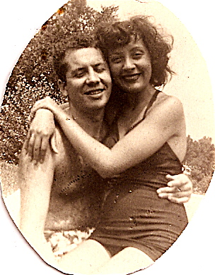 Author's grandparents
