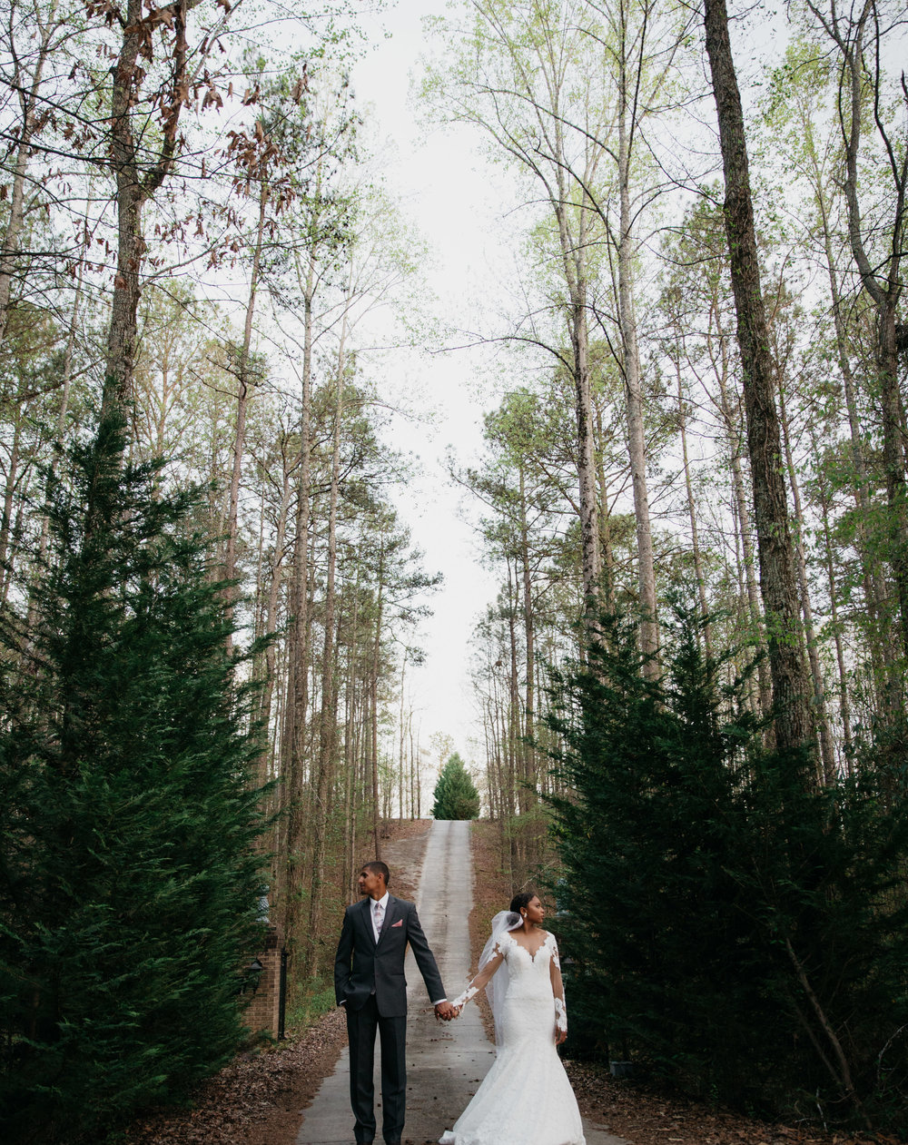 Taliah + Christopher - MARRIED