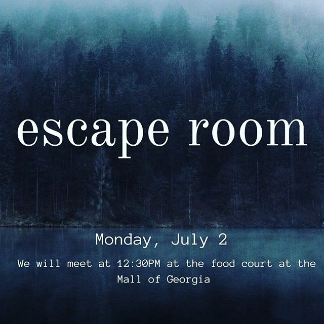 High school! If you're coming to the Escape Room today, go ahead and fill out the waiver beforehand!! #christplacechurch #christplacestudents https://paranoiaquestbuford.escapegamesglobal.com/store/externalWaiver?event=m15b3a260937b2c8.79697193