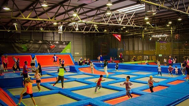 HEY CHRIST PLACE STUDENTS! This Wednesday we're meeting at SkyZone in Suwanee! It's $14 to jump if you already have SkyZone socks, and $17 if you have to buy them there. We'll be jumping from 1:00-3:00, so try to get there at 12:30! If you can come, RSVP to Ben Grimsley at bengrimsley@icould.com. We hope to see you there! AND MIDDLE SCHOOL GETS IN FREE!! #christplacestudents #christplacechurch