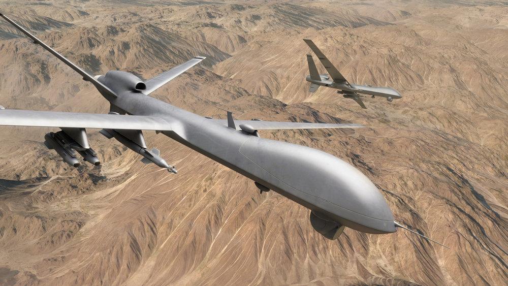 Military Surveillance -