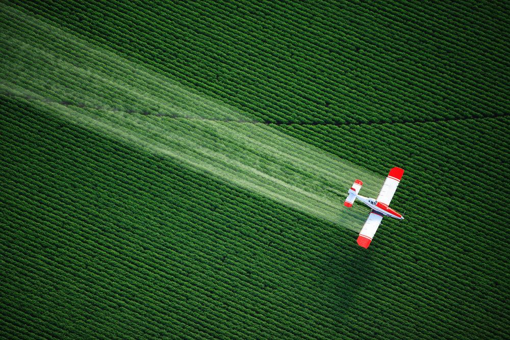 Crop Spraying -