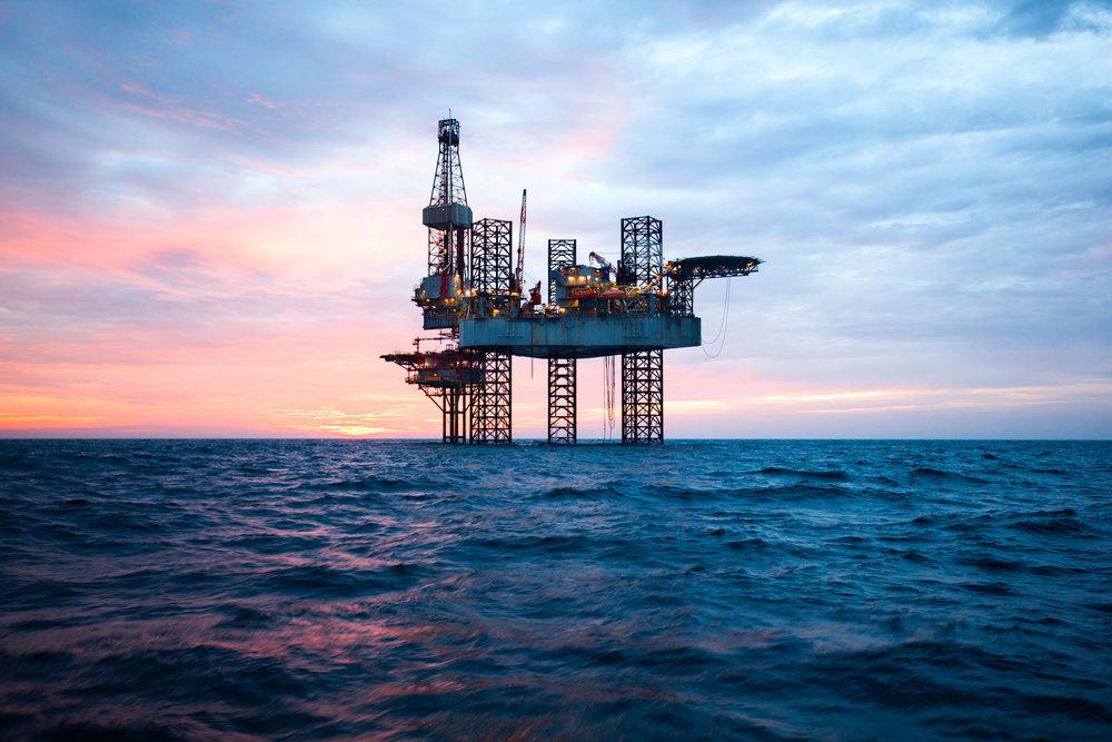 Oil Platforms Resupply -