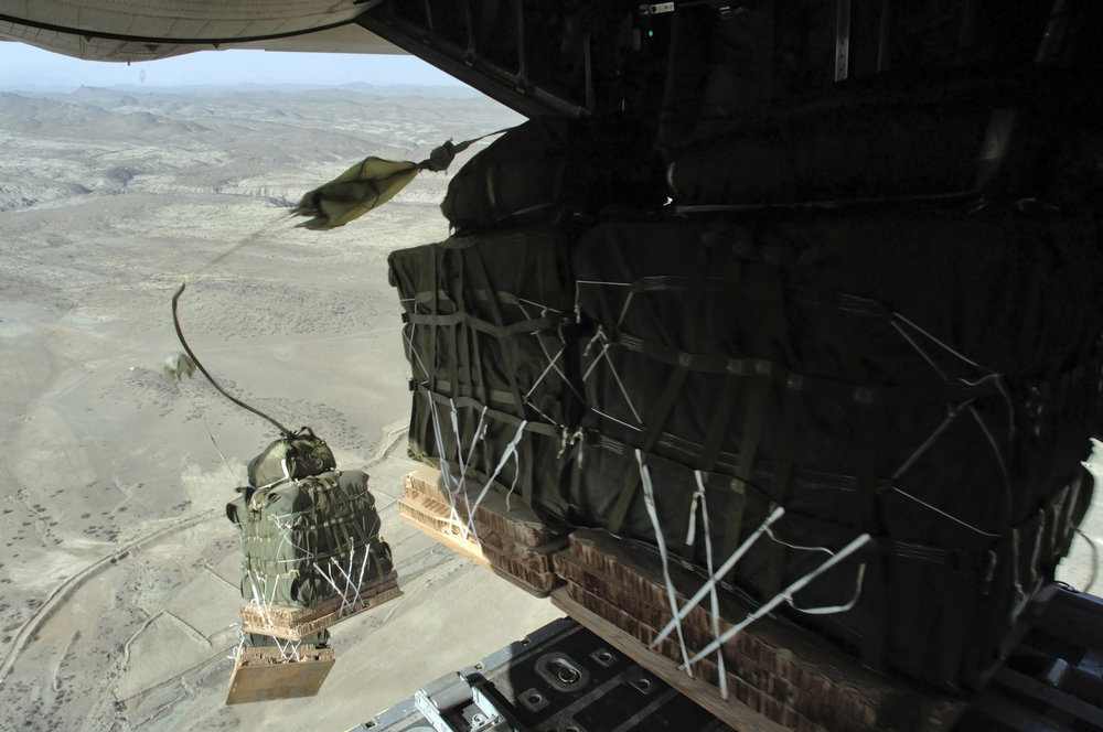 Military Resupply -