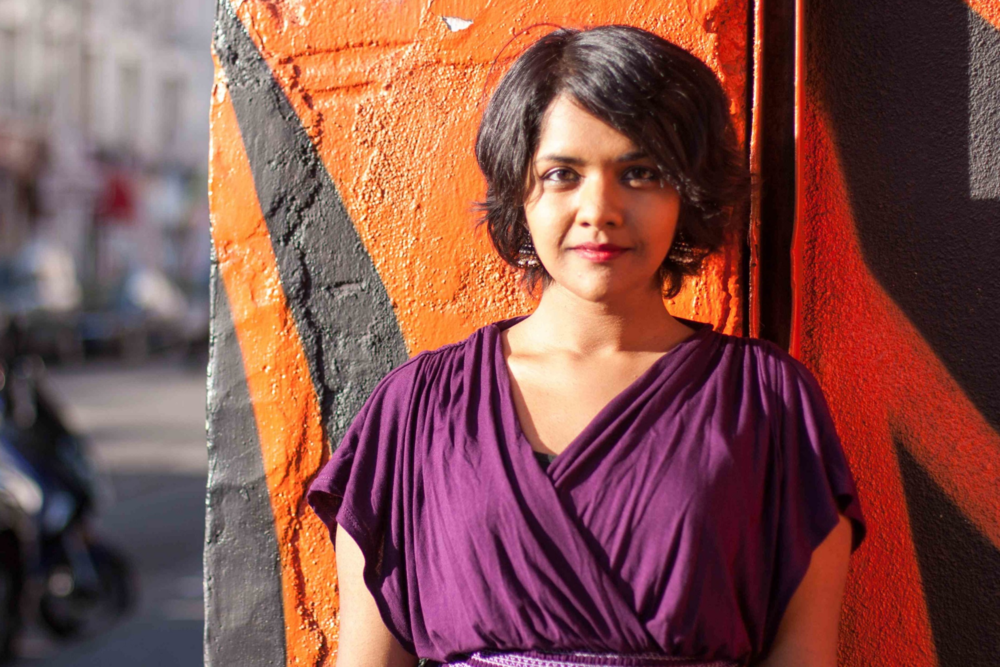 MADHURI SHEKAR is a playwright from Chennai, India, currently based in Los Angeles. Her plays include  In Love and Warcraft  (available on Samuel French) and  A Nice Indian Boy . Her plays have been produced and developed at major theatres around the country, with international productions in the offing in 2016. Follow her at @madplays on Twitter & Instagram & Snapchat. Visit  madhurishekar.com  for updates on current and future projects.