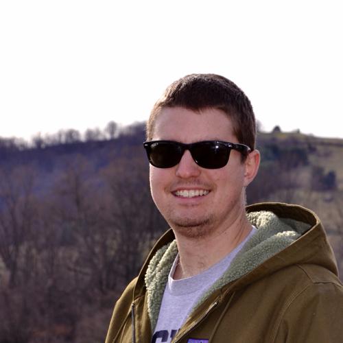 Chris, Backend Developer