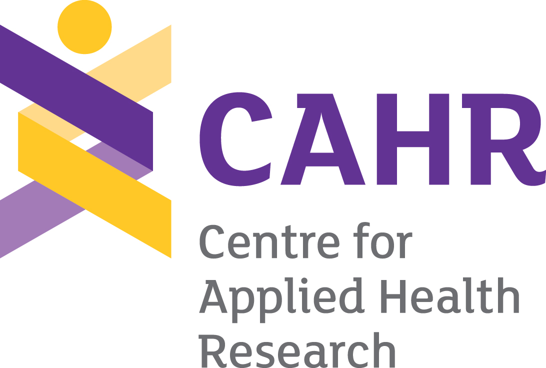 Centre for Applied Health Research - St. Joseph's Care Group