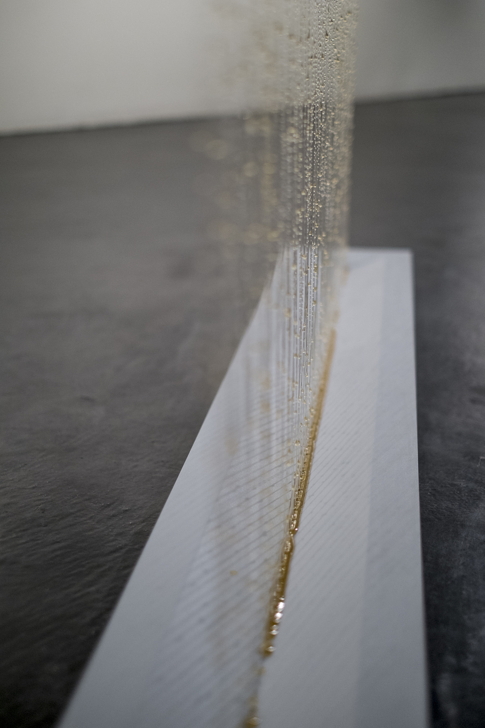 silence: time & distance  (detail)