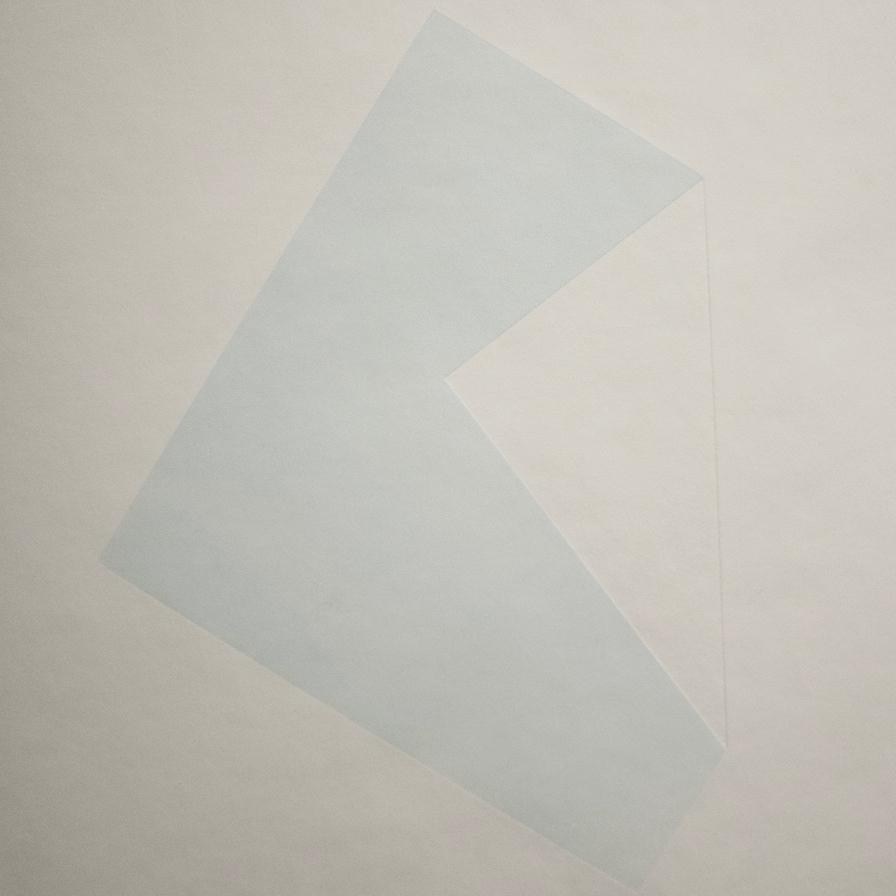 """traces, 2016, embossed monotype, 30"""" x 22"""""""
