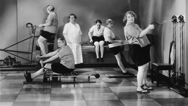 Photo: Guys and Good Health