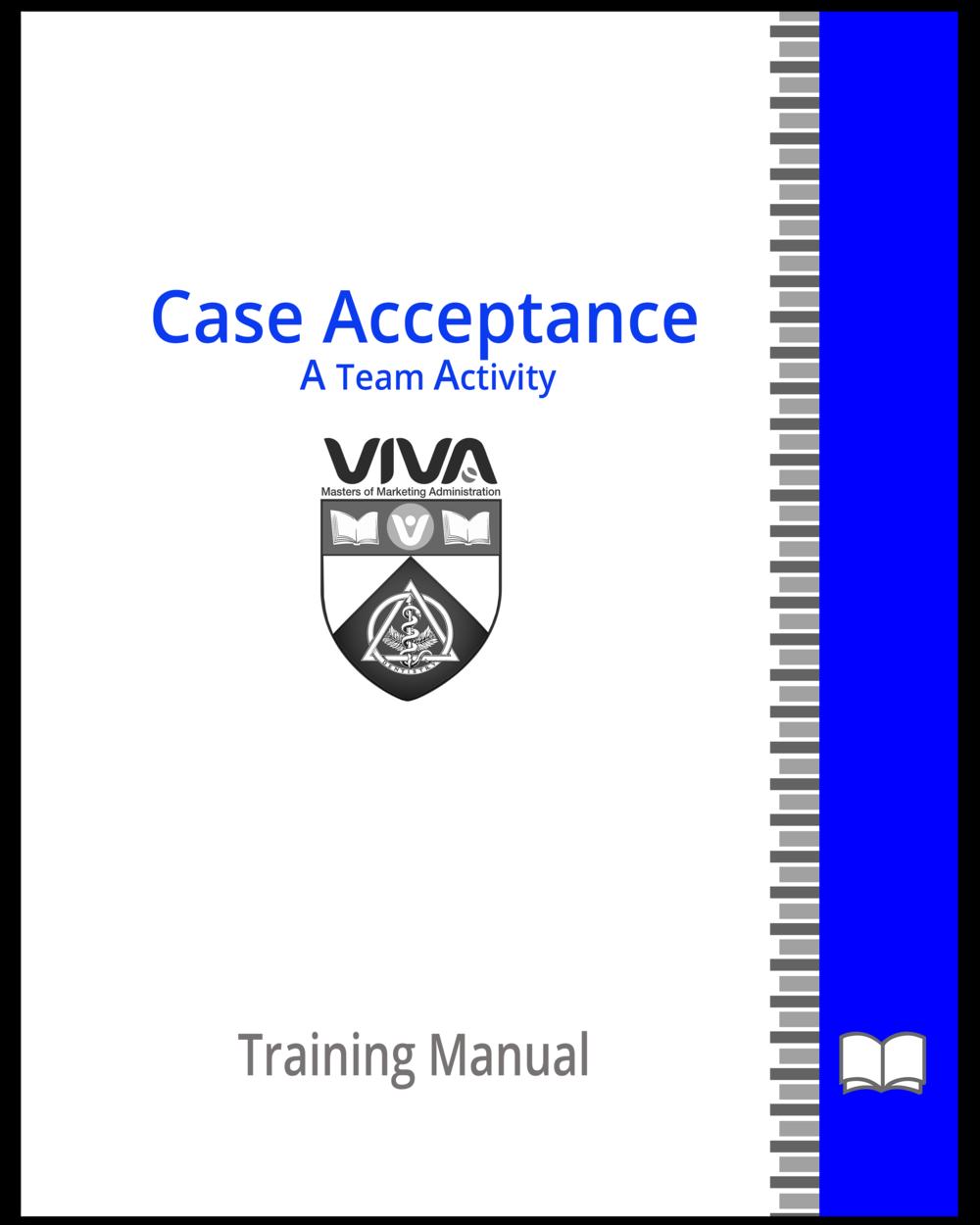 Case Acceptance course