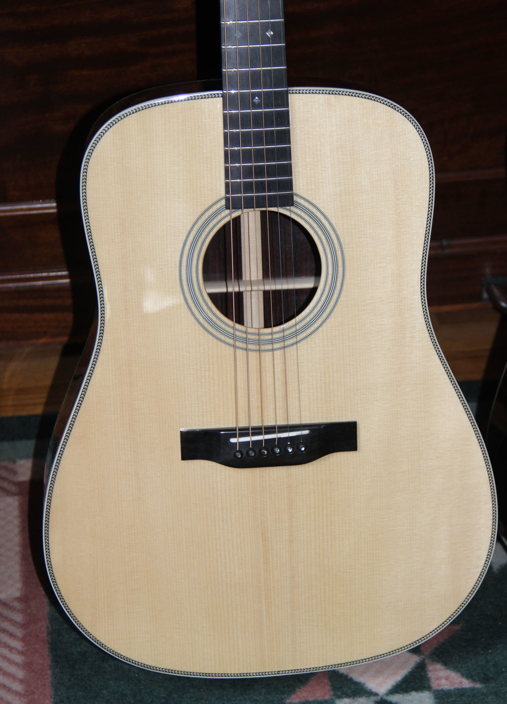 Eastman Custom Guitar