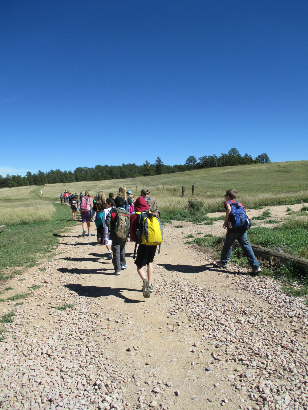 Outdoor Education Nature Hikes