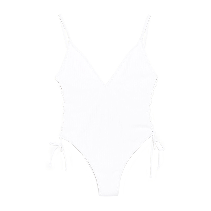 Knotted Swimsuit,Zara $36