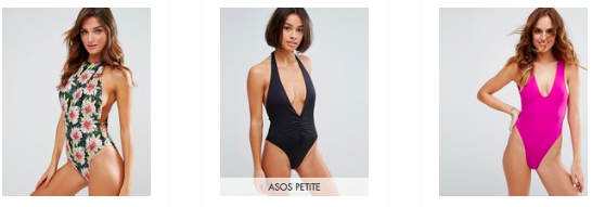 Asos Asos One-Piece Swimwear