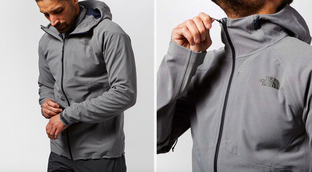 The North Face Launches the Apex Flex GTX, the World's First Softshell Rain Jacket