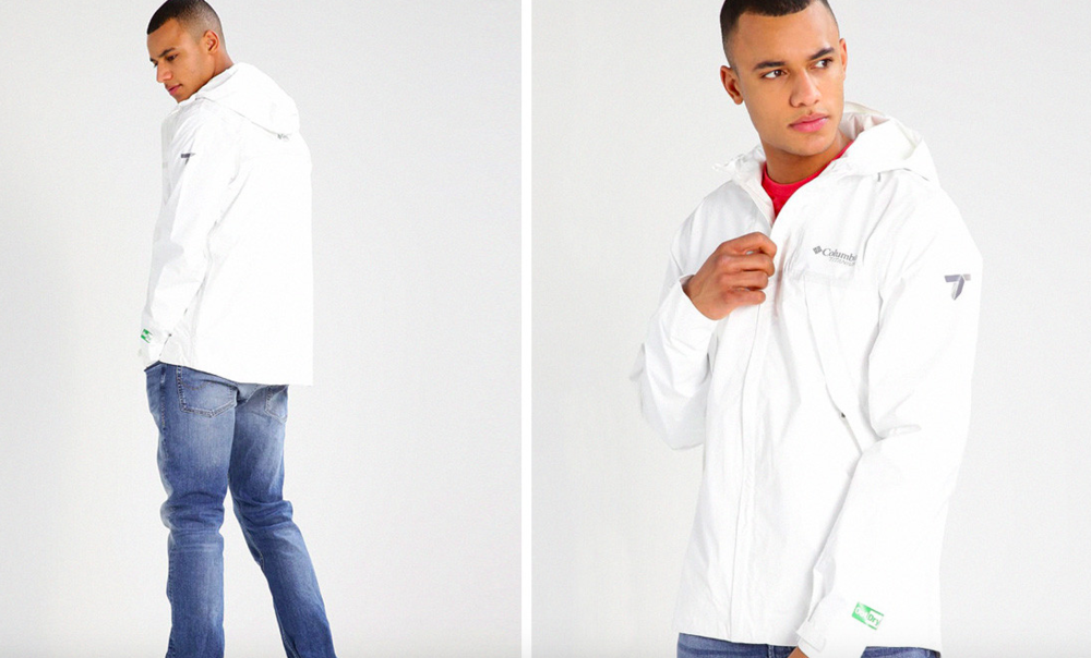 Columbia's OutDry Ex Eco Shell Revolutionizes Eco-Friendly Outerwear
