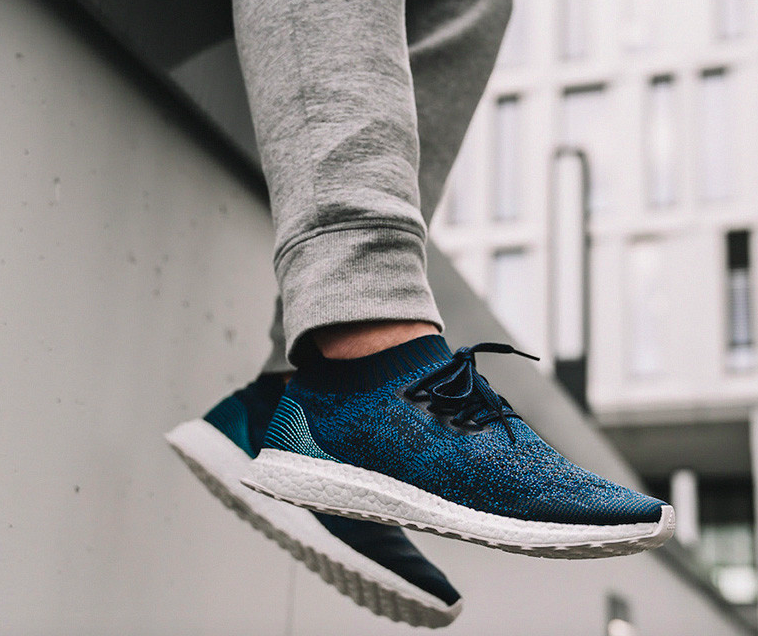 The adidas x Parley Sneaker Collection Hits Global Scale